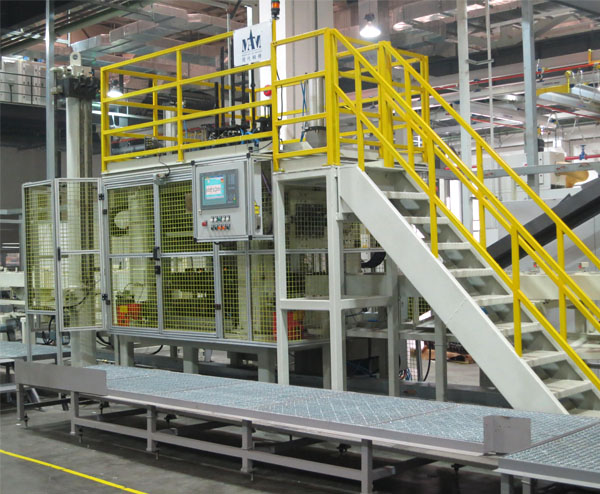 Automatic press-fit equipment